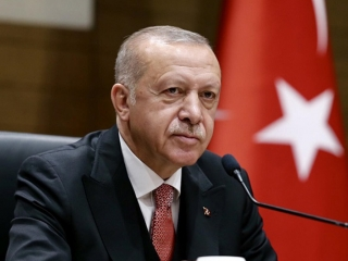 President of Turkey offers condolences over Arys tragedy