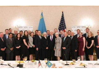​Kazakhstan and the U.S. aim at strengthening economic partnership
