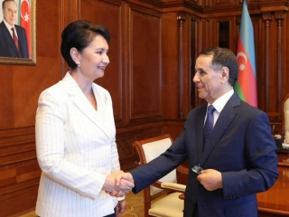Kazakhstan, Azerbaijan vow to preserve historical and cultural heritage