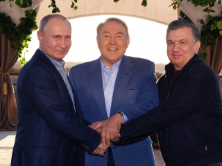 Global leaders extend birthday wishes to Nursultan Nazarbayev