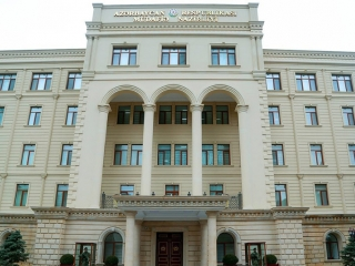 Accident occurs in Azerbaijani military unit, two soldiers killed