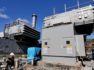 Kazakhstan to build gas-turbine station