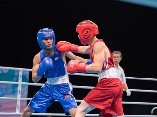 Kazakh boxers bag eight medals at tournament in Germany