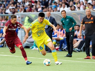 FC Astana secures first win in European Cup season