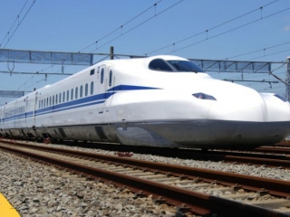 JR Central unveils 1st battery-powered bullet train