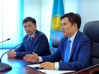 Kazakhstan names new Chair of Committee on State Material Reserves