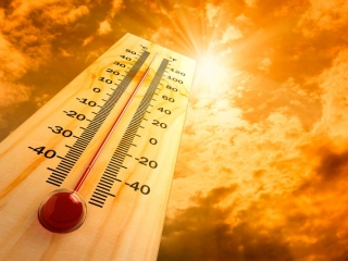 Heat to grip Zhambyl region