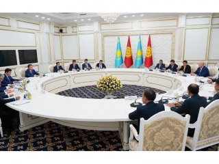 Several documents signed at VIII session of Kazakh-Kyrgyz Intergovernmental Council